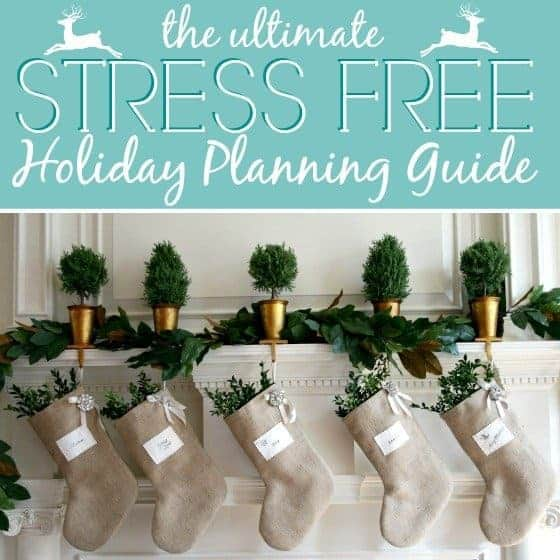 the ultimate stress free holiday planning guide