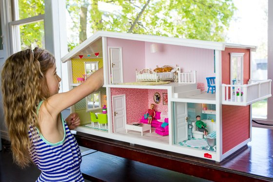 Design Your Own Dollhouse With Lundby Daily Mom
