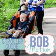 Stroller Guide Bob Motion