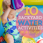 10 Backyard Water Activities on a Budget