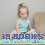 18 books your 18 month old will love