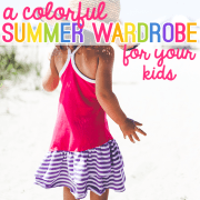 A Colorful Summer Wardrobe for your Kids (2)