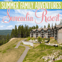 Summer Family Adventures: Suncadia Resort