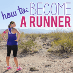 how to become a runner