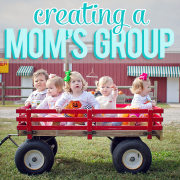 Creating a Moms Group