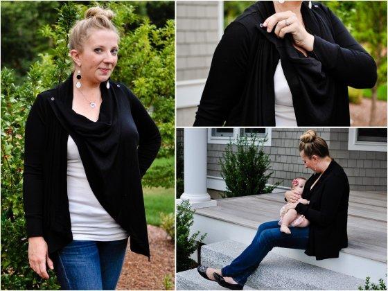 Fashionable Clothing For Nursing Moms 187 Daily Mom