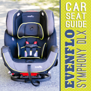 Car Seat Guide- Evenflo Symphony DLX