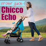 Stroller Guide Chicco Echo