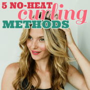 5 No-Heat Curling Methods