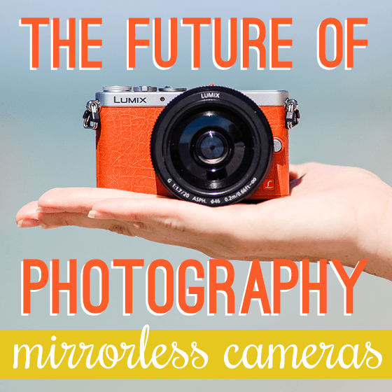The Future of Photography - Mirroless Cameras (1)