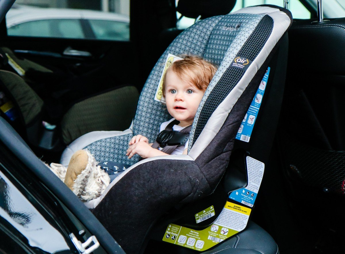 13 Best Car Seats for Extended Rear Facing » Daily Mom