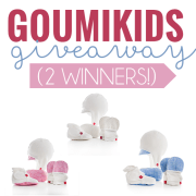 Goumikids Giveaway