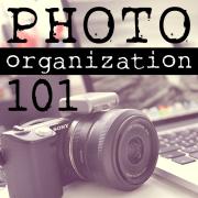 Photo Organization 101 Op1