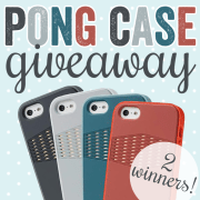 Pong Case Giveaway