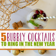 5 Bubbly Cocktails to Ring in the New Year