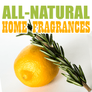 All Natural Home Fragrances