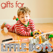 Gifts for Little Boys