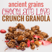 Ancient Grains Chocolate Love Crunch Granola