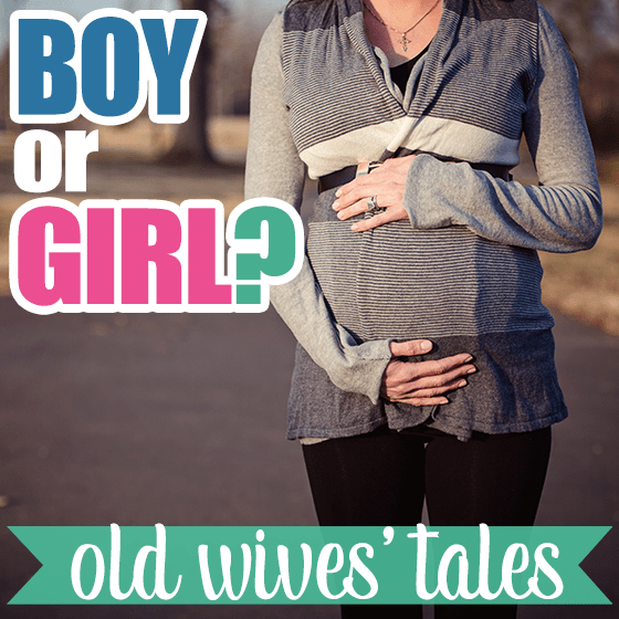 Boy or Girl_ Old Wives Tales-