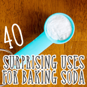 40 Surprising Uses for Baking Soda