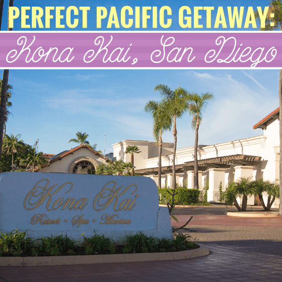 Perfect Pacific Getaway Kona Kai San Diego