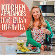 Kitchen Appliances for Busy Families