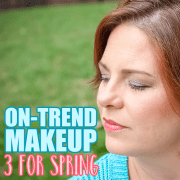 On-Trend Makeup - Three For Spring PIN