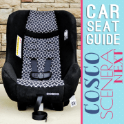 Car Seat Guide- Cosco Scenera Next