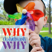 Why Do Kids Ask Why PIN