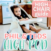 Phil And Teds High Pod