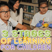 3 Stages of Learning for Children 1