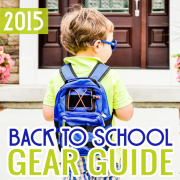 Back to School Gear Guide 2015