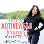 More Activewear brands you need to know about