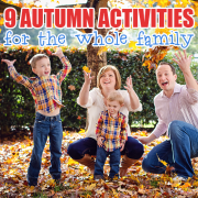 9 Autumn Activities for the Whole Family