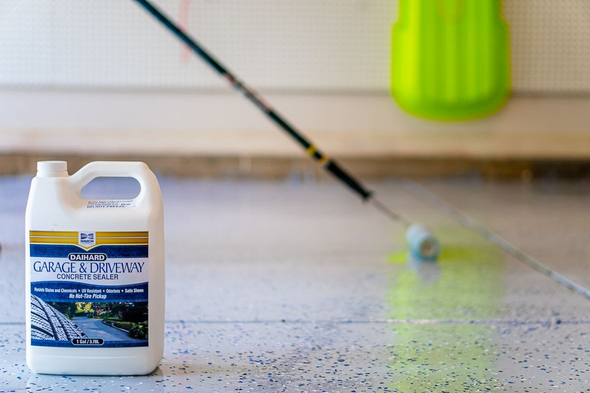 Update Your Garage With A Garage Floor Epoxy Kit From Daich Coatings