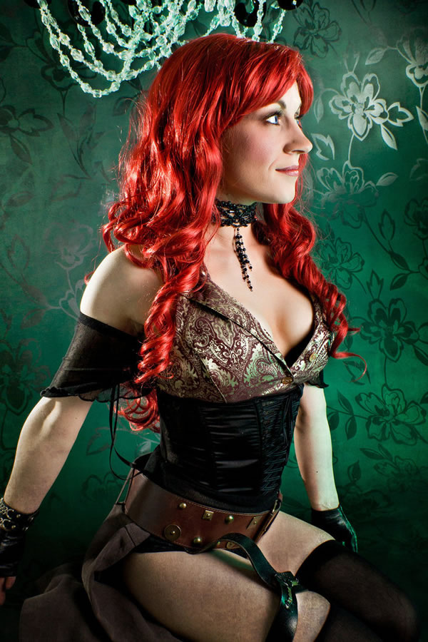 Anime Girl Corset Wallpaper Steampunk Girl Costumes 50 Amazing Sexy Outfit Ideas