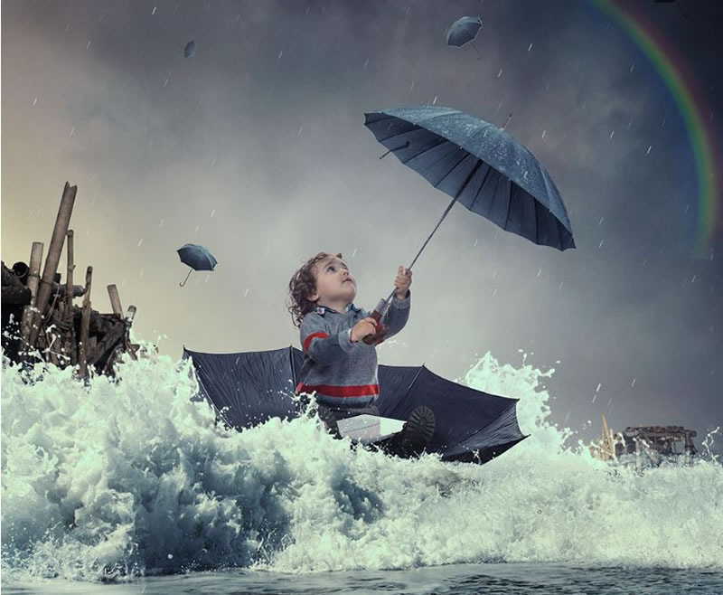 Alone Girl Wallpapers New Amazing Surreal Digital Art By Photoshop Training Expert