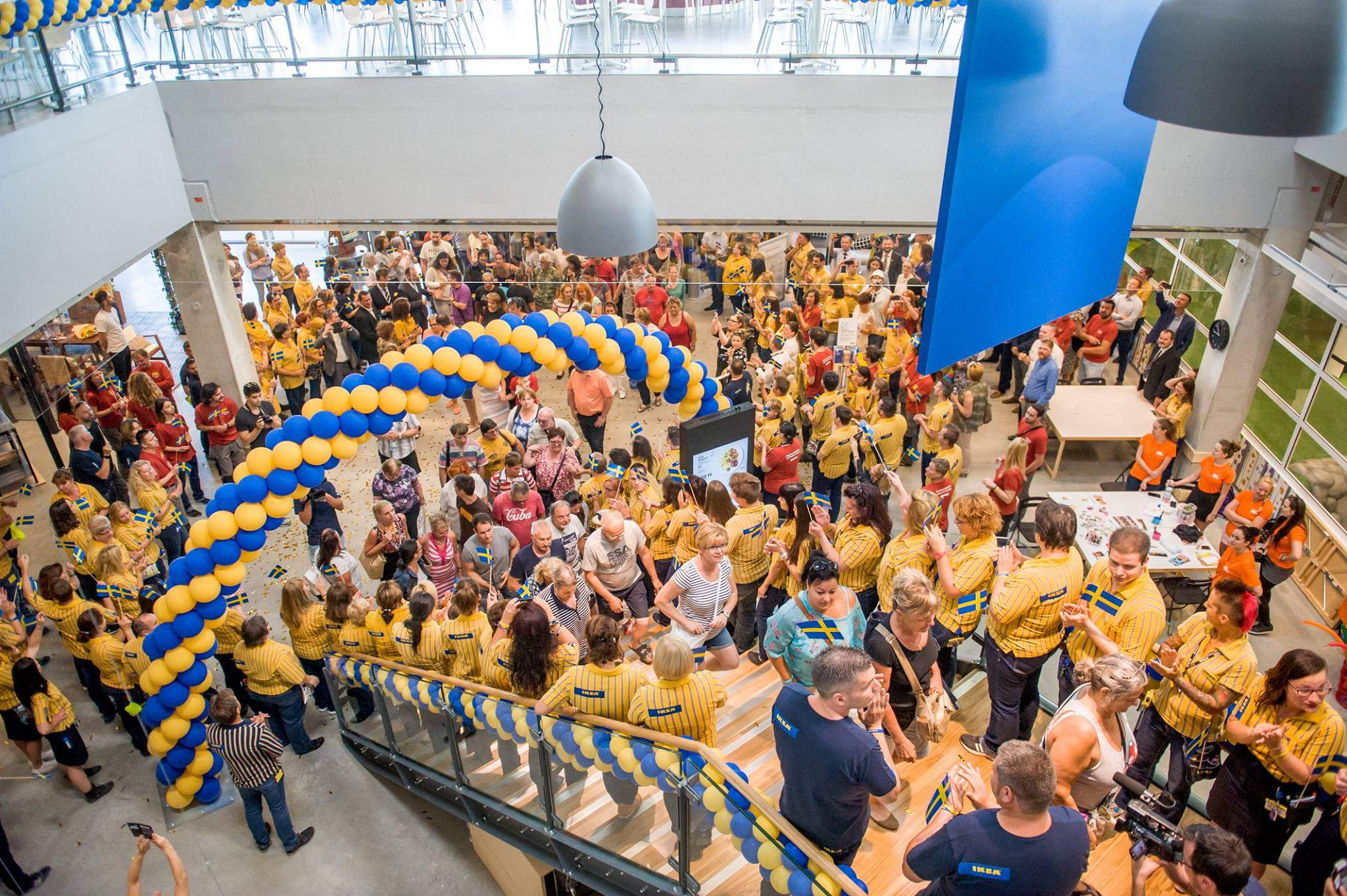 Ikea Bank Bad Ikea Opening It Largest Store In Hungary And Coming Up With A New