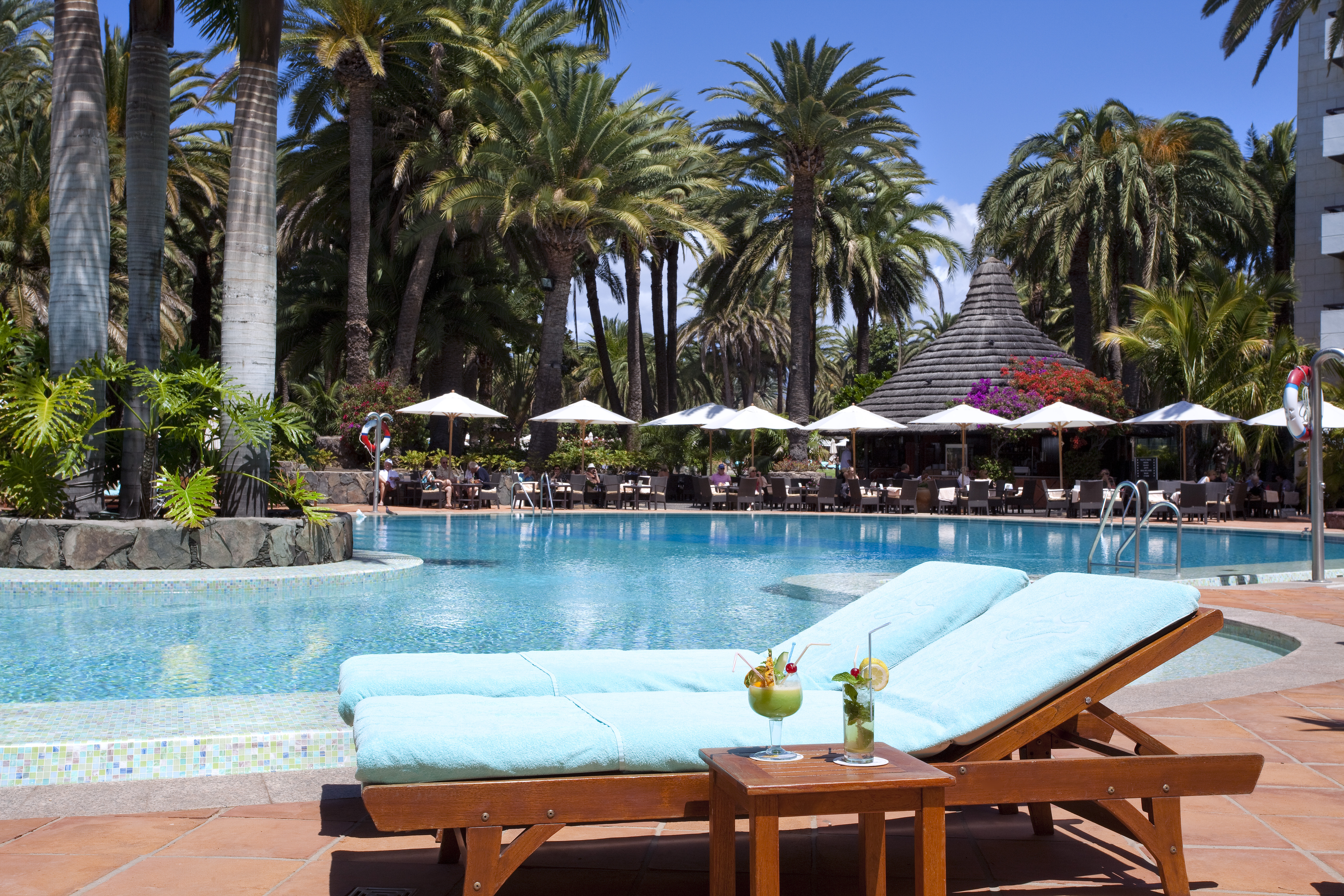 Welk Fletcher Hotel Heeft Zwembad Travel Relaxing On Gran Canaria Part I