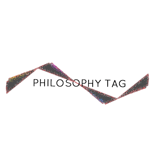 philosophy tag logo square