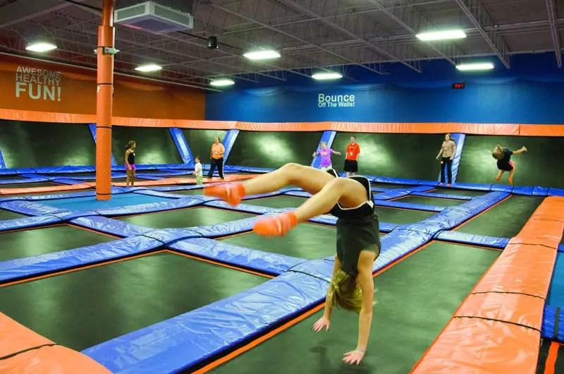 Indoor trampoline park Sky Zone comes to Syracuse, provides fun way