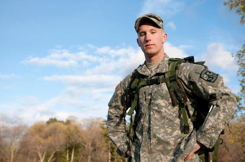 Walking tall Syracuse Army ROTC set to march in Boston Marathon for