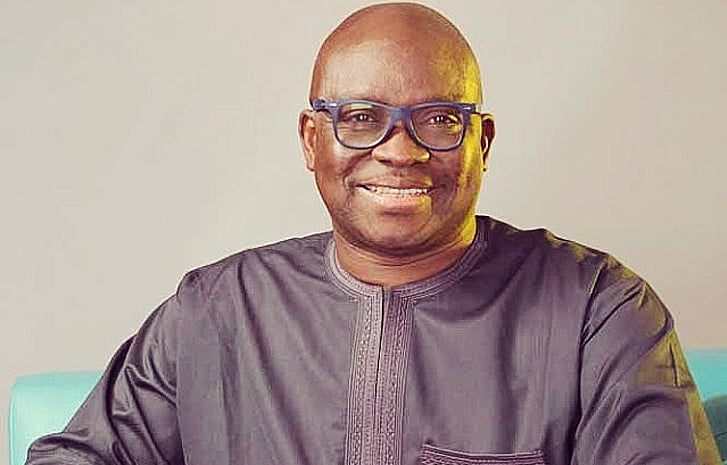Fayose presents handover note to Head of Service - Daily Post Nigeria