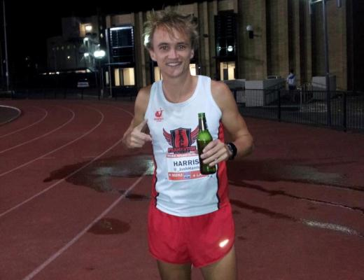 10 important tips for running a Beer Mile (from World Record holder Josh Harris)