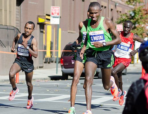 Mutai eyes redemption in New York City