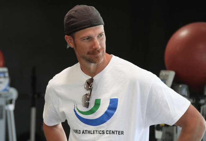 Athletech: Stuart McMillan - Sprint Coach, Performance Director at World Athletics Center