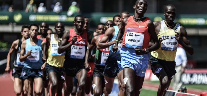 The Monday Morning Run:  Kiprop rolls, Obiri destorys Dibaba, American sprint struggles