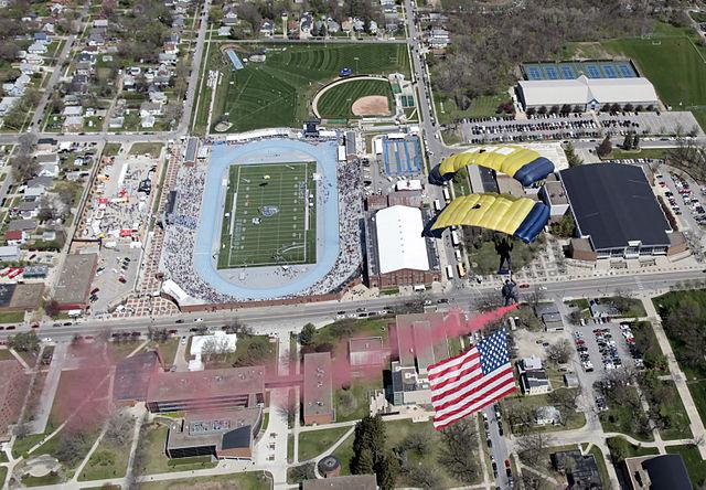 America's Track & Field Stadiums: Iowa