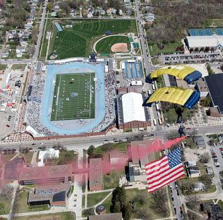 America's Track & Field Stadiums: Iowa
