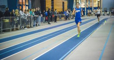 Regent's track & field takes home three wins